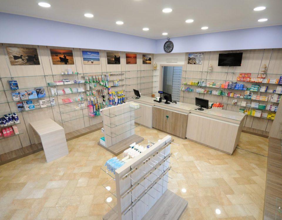 farmacia progettazione e allestimento chiavi in mano