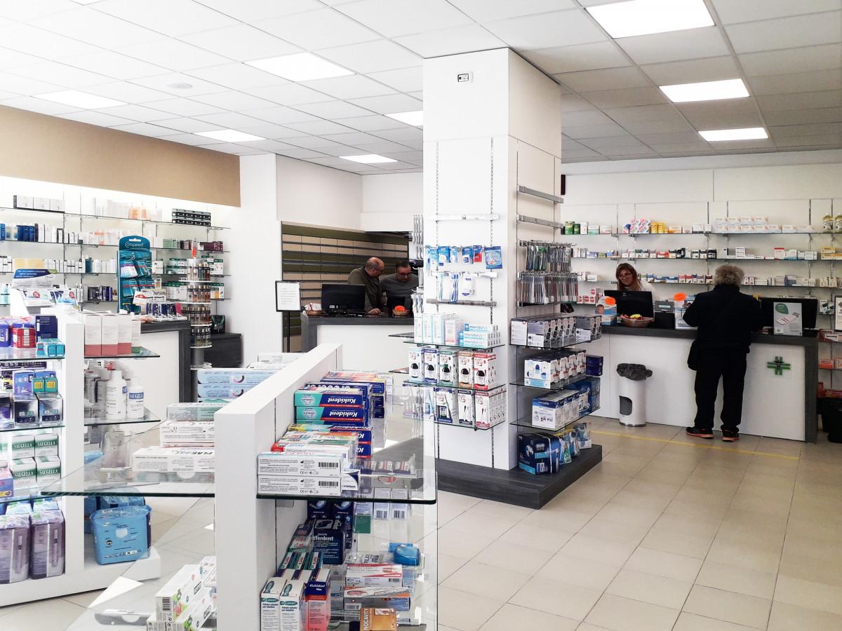 farmacia dopo restyling